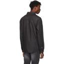 Ksubi Black Shockwave Shirt