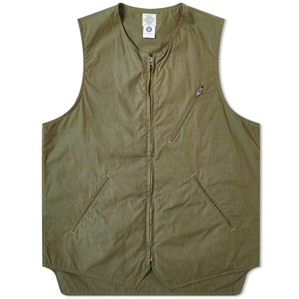 Photo: Post Overalls North West Zip Vest
