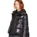 Sacai Black Down Jacket