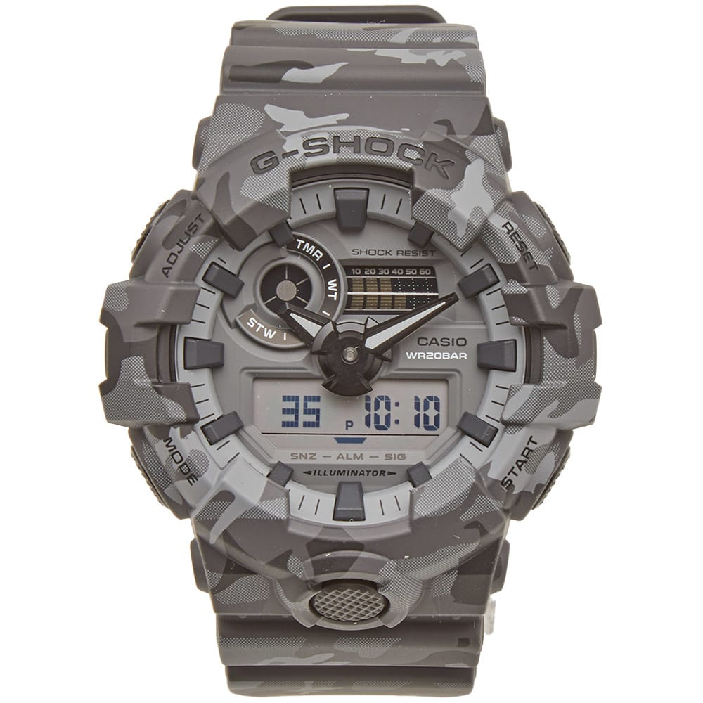 Photo: Casio G-Shock GA-700CM-8AER Camo Watch