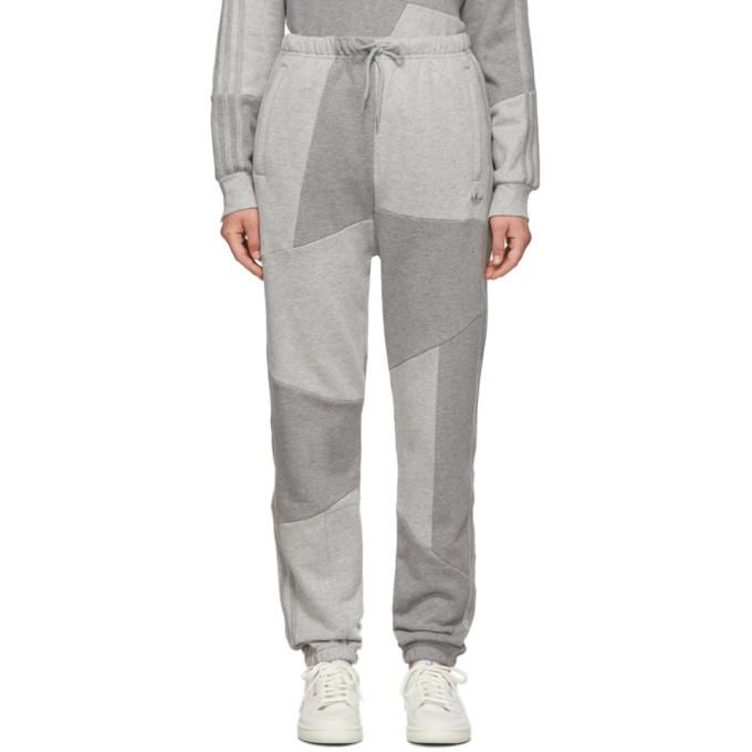 adidas Originals by Danielle Cathari Grey DC Lounge Pants