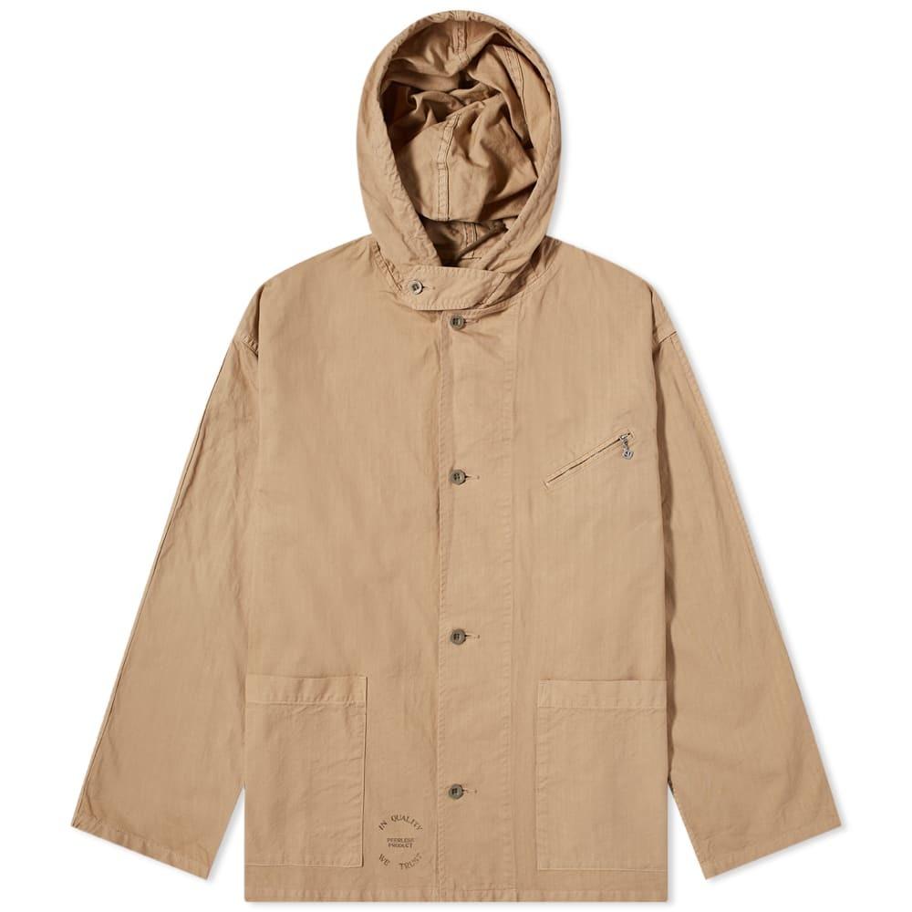 Photo: Visvim Anchort Point Hooded Jacket