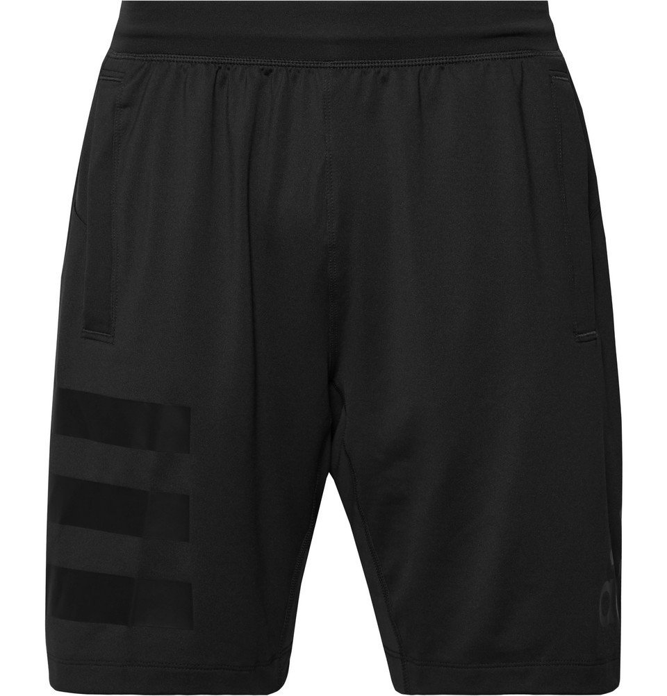 Photo: Adidas Sport - Speedbreaker Hype Icon Climalite Shorts - Charcoal