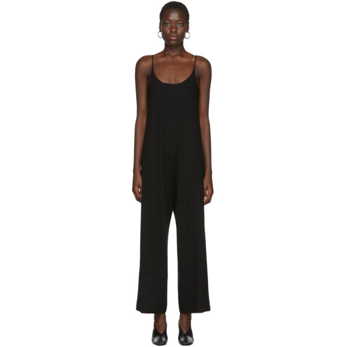 Photo: Arch The Black Silk and Cashmere Jumpsuit