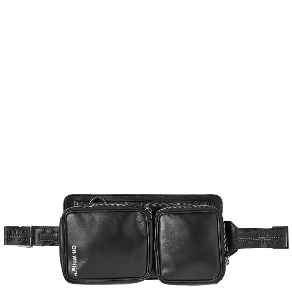 Photo: Off-White Leather Hip Bag