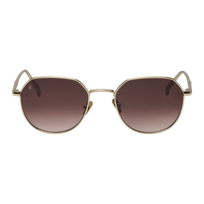 Photo: RAEN Gold Byres Sunglasses
