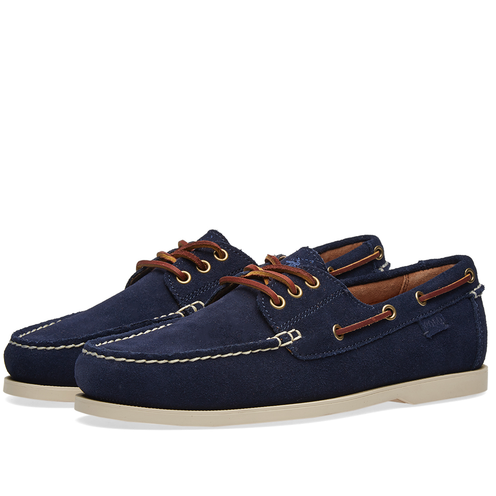 Photo: Polo Ralph Lauren Bienne II Classic Boat Shoe