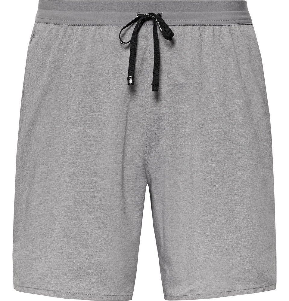 Nike Running - Flex Stride Dri-FIT Shorts - Men - Gray