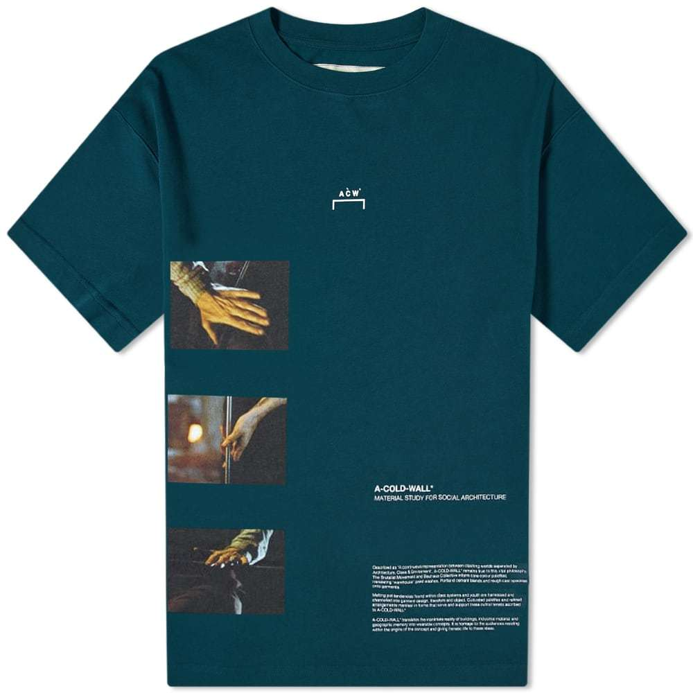 Photo: A-COLD-WALL* Glass Blower Tee