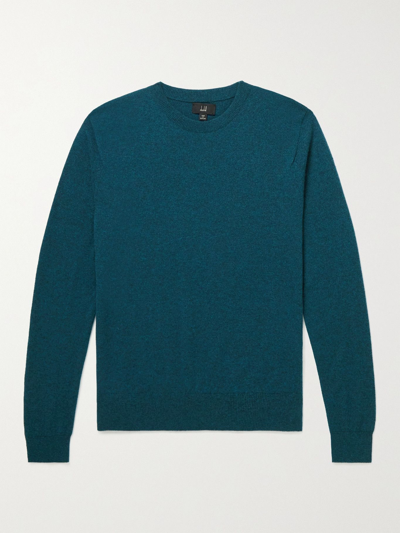 Photo: Dunhill - Cashmere Sweater - Blue