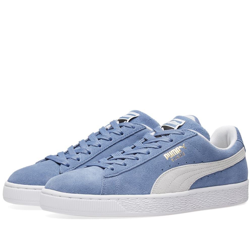 Puma Suede Classic Blue Puma