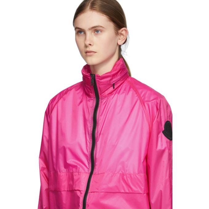 Moncler Pink Groseille Jacket