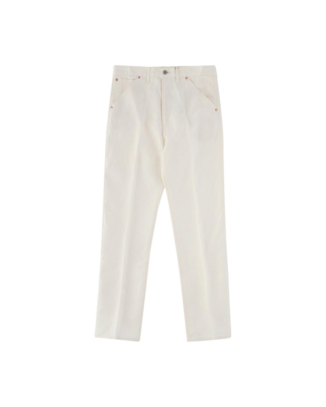 Photo: Junya Watanabe Man Denim Trousers Off White