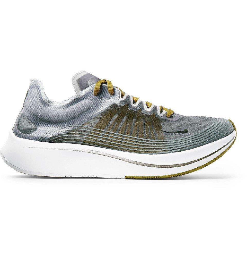 Nike Running - Zoom Fly SP Sneakers - Men - Gray
