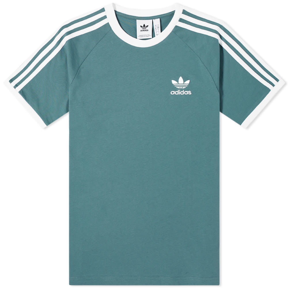 Photo: Adidas 3-Stripes Tee
