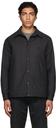 Dunhill Grey Insulated D Series Overshirt