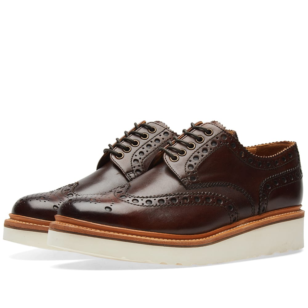 Photo: Grenson Archie V Brogue