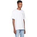 Ksubi White Countdown Biggie T-Shirt