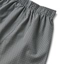 Sunspel - Printed Cotton Boxer Shorts - Gray