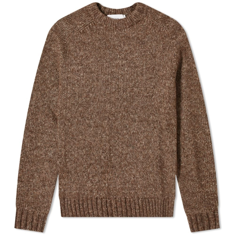 Corridor Organic Alpaca Crew Knit