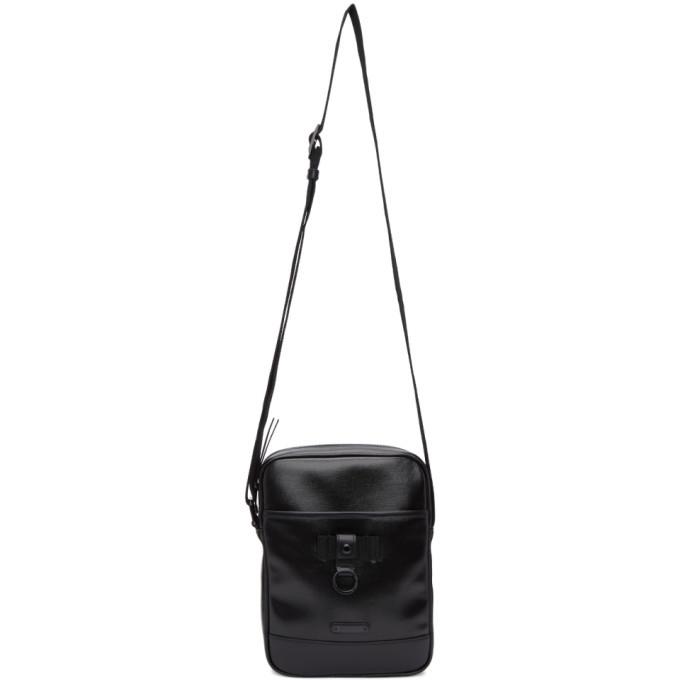 Photo: Saint Laurent Black Rivington Cross Body Bag