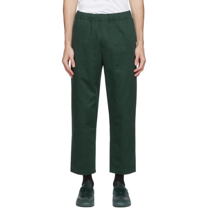 adidas Originals Green Jonah Hill Edition Chino Trousers