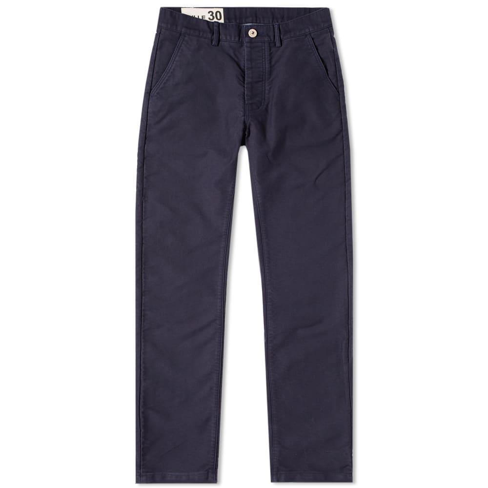 Photo: Bleu de Paname Civil Pant