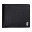 Dunhill Black Leather Belgrave Billfold Wallet