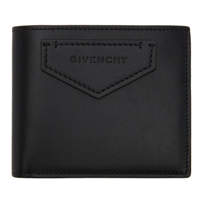 Photo: Givenchy Black Antigona Bifold Wallet