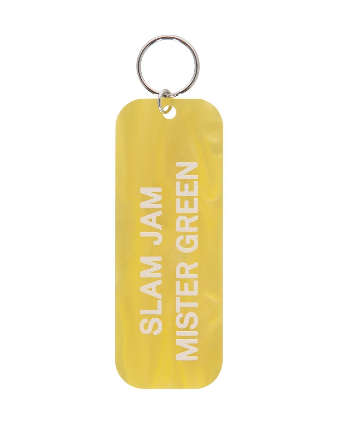 Photo: Mr Green Slam Jam Large Keychains Yellow