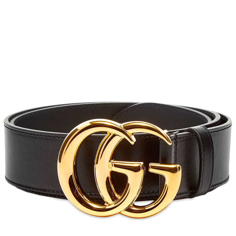 Photo: Gucci GG Buckle Belt