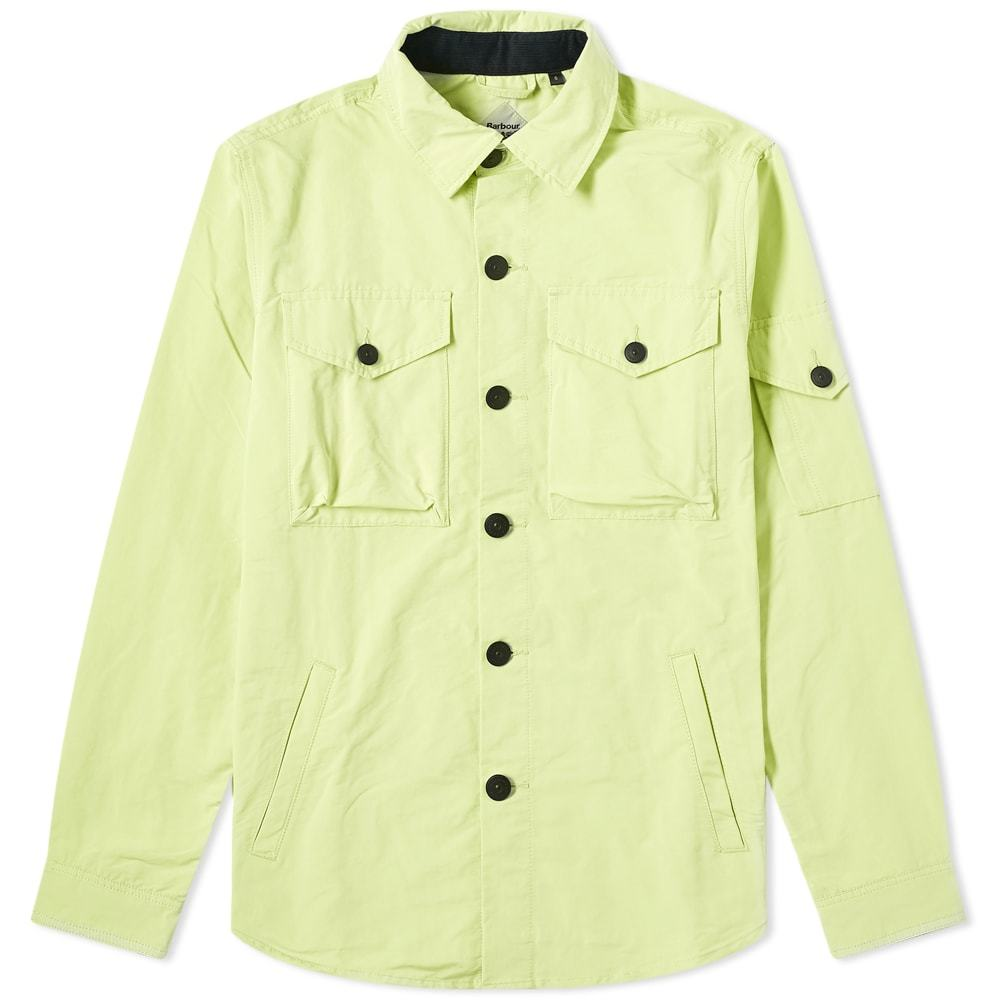 Photo: Barbour Beacon Askern Overshirt