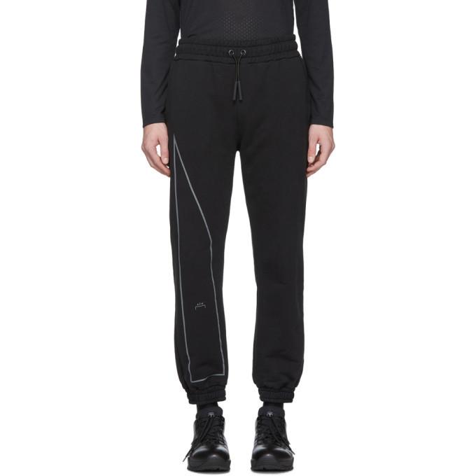 Photo: A-Cold-Wall* Black Reflective Sweatpants