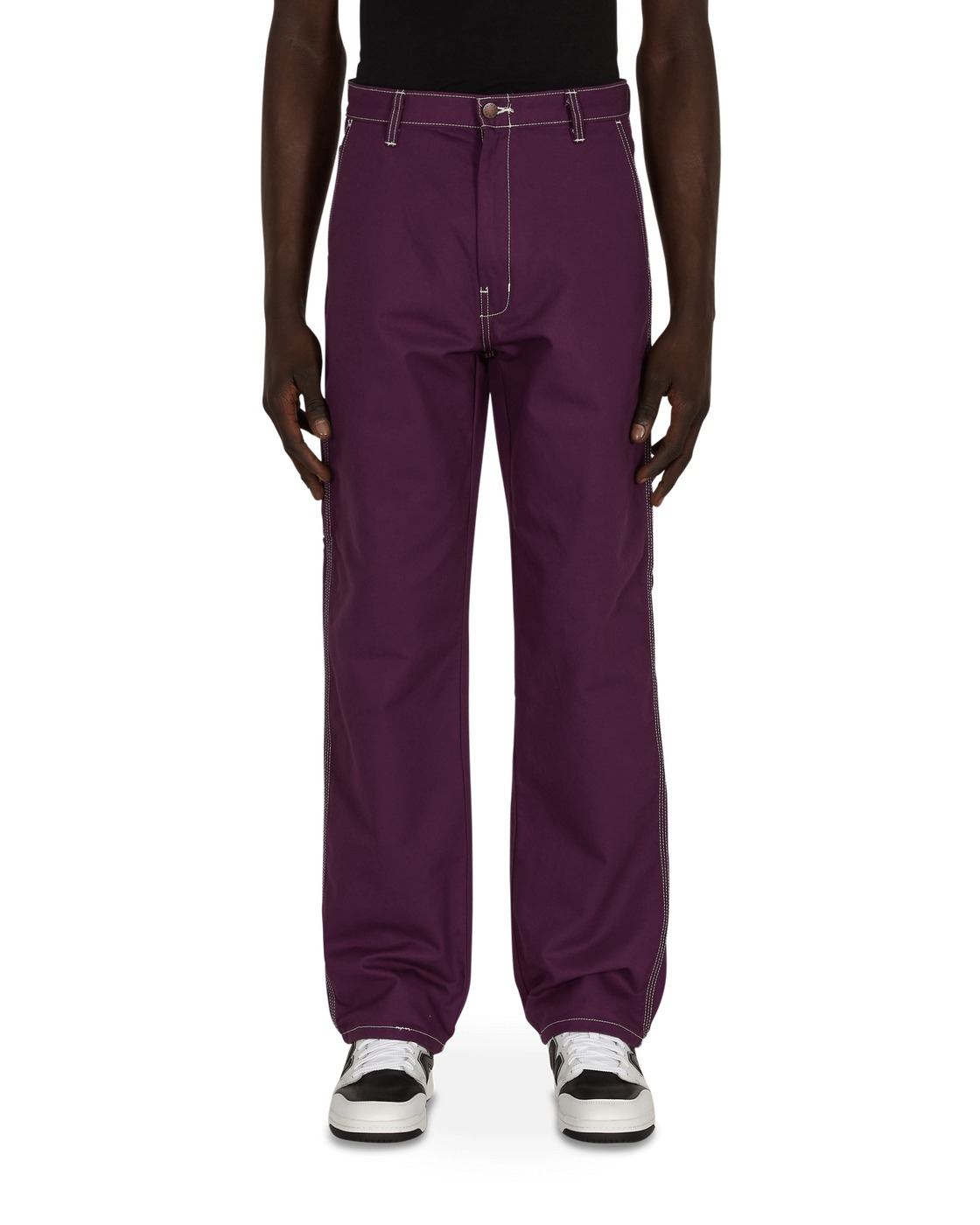Photo: Dickies Wolverton Pants Purple W30