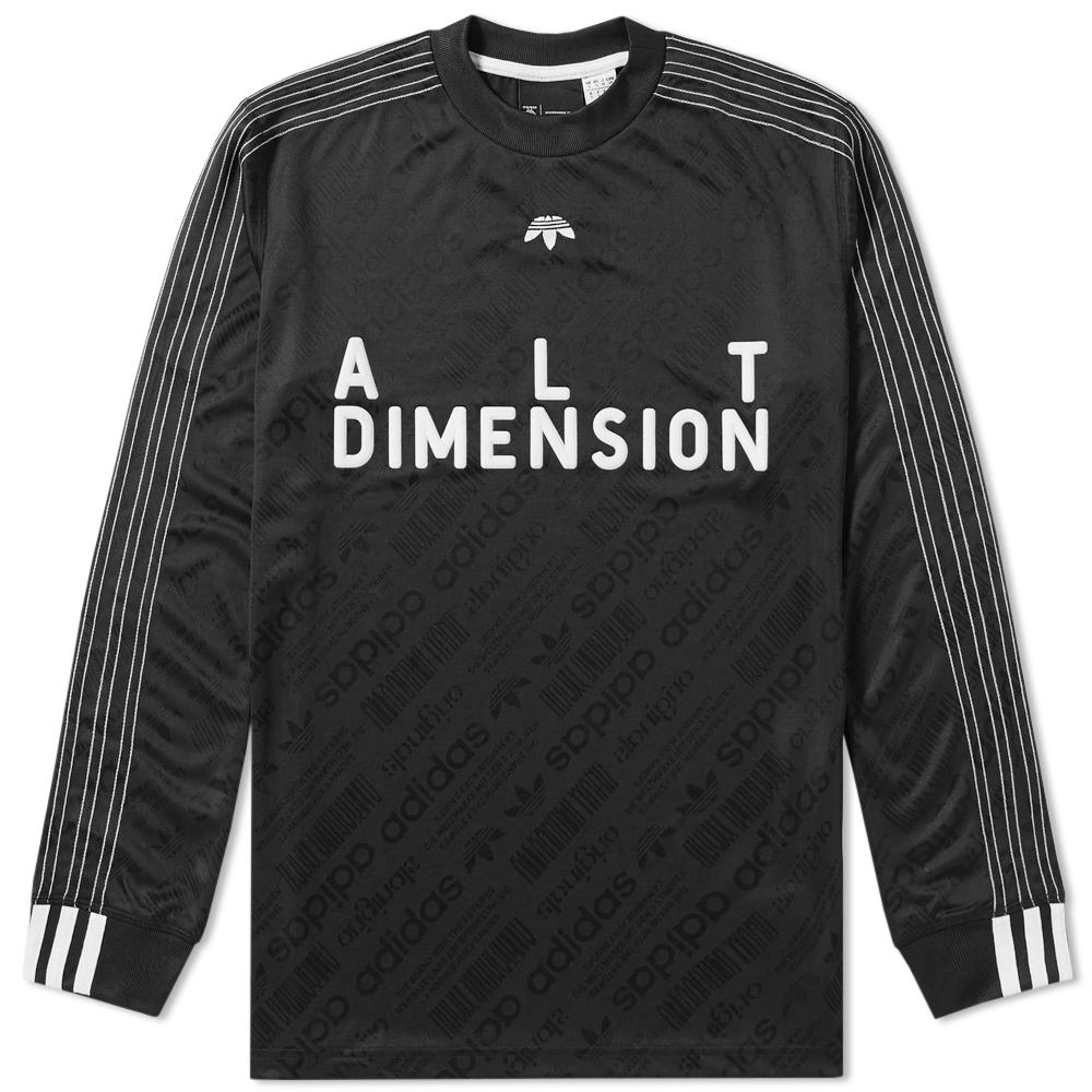 Photo: Adidas Originals by Alexander Wang Long Sleeve Soccer Jersey