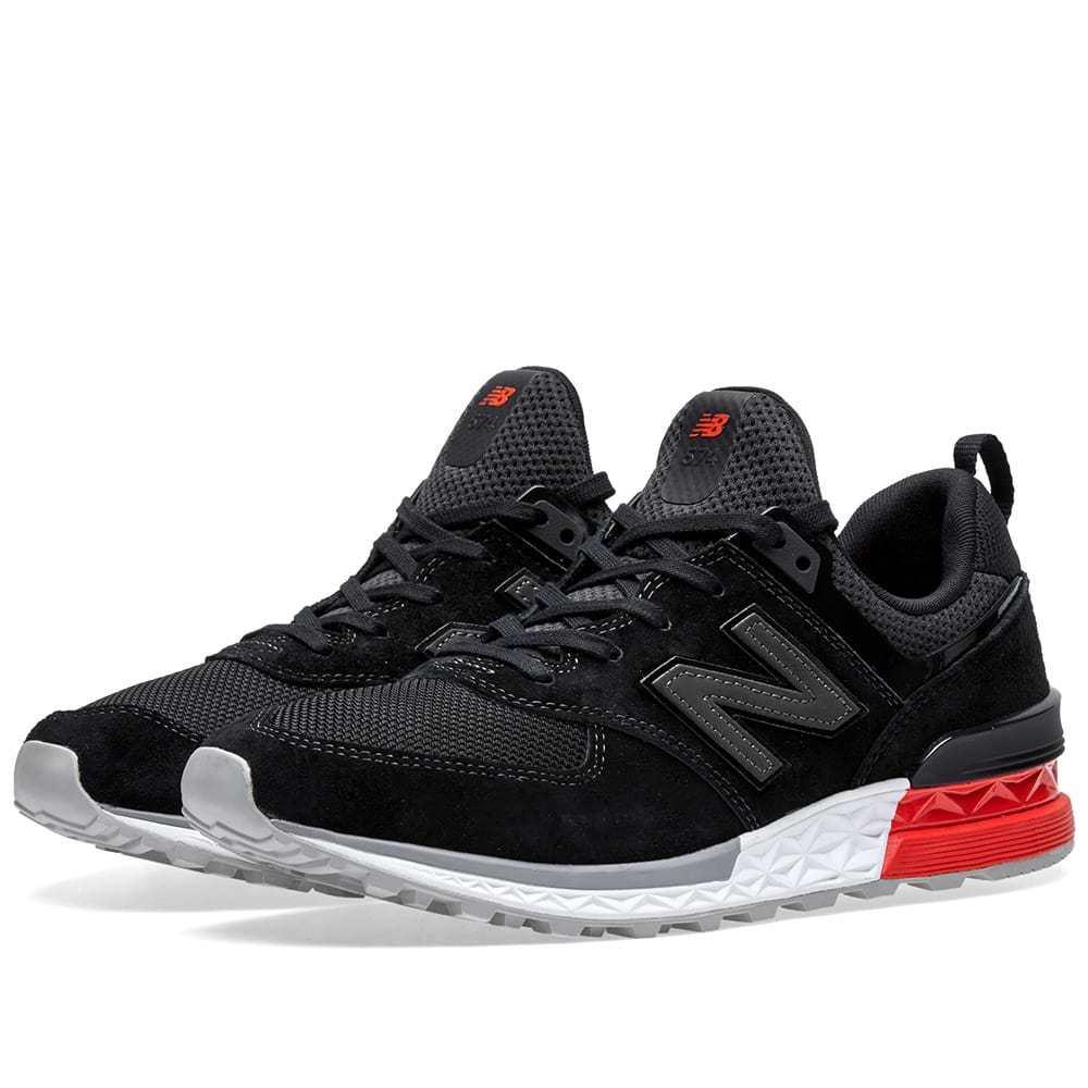 New Balance MS574AB Black New Balance