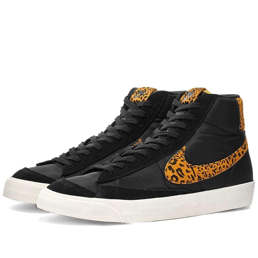 Nike Blazer Mid 77 Leopard W Nike
