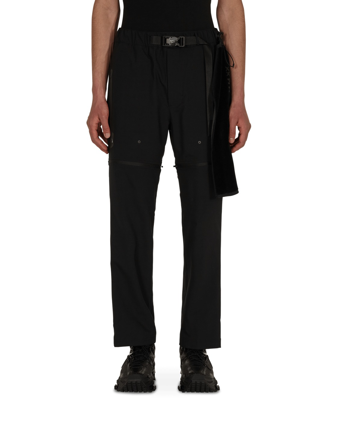 Photo: Nike Special Project Mmw Convertible Trousers Black