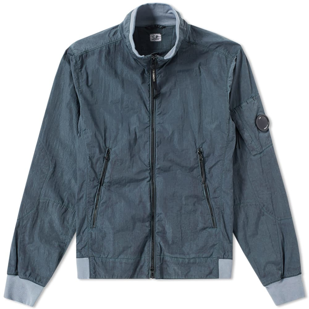 Photo: C.P. Company Chrome Re-Colour Arm Lens Jacket Grey