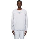adidas Originals Grey Crew Sweatshirt