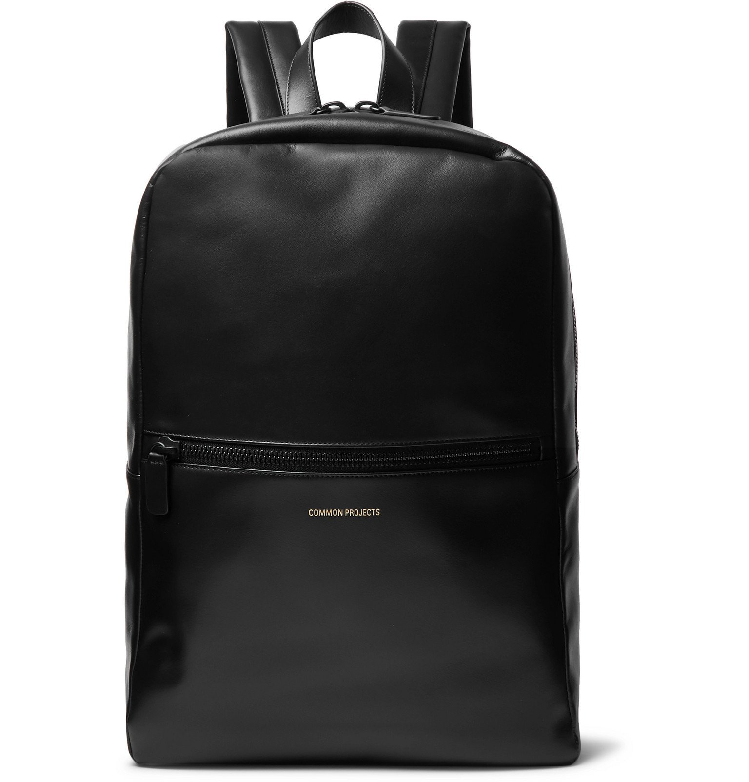 Photo: Common Projects - Leather Backpack - Black