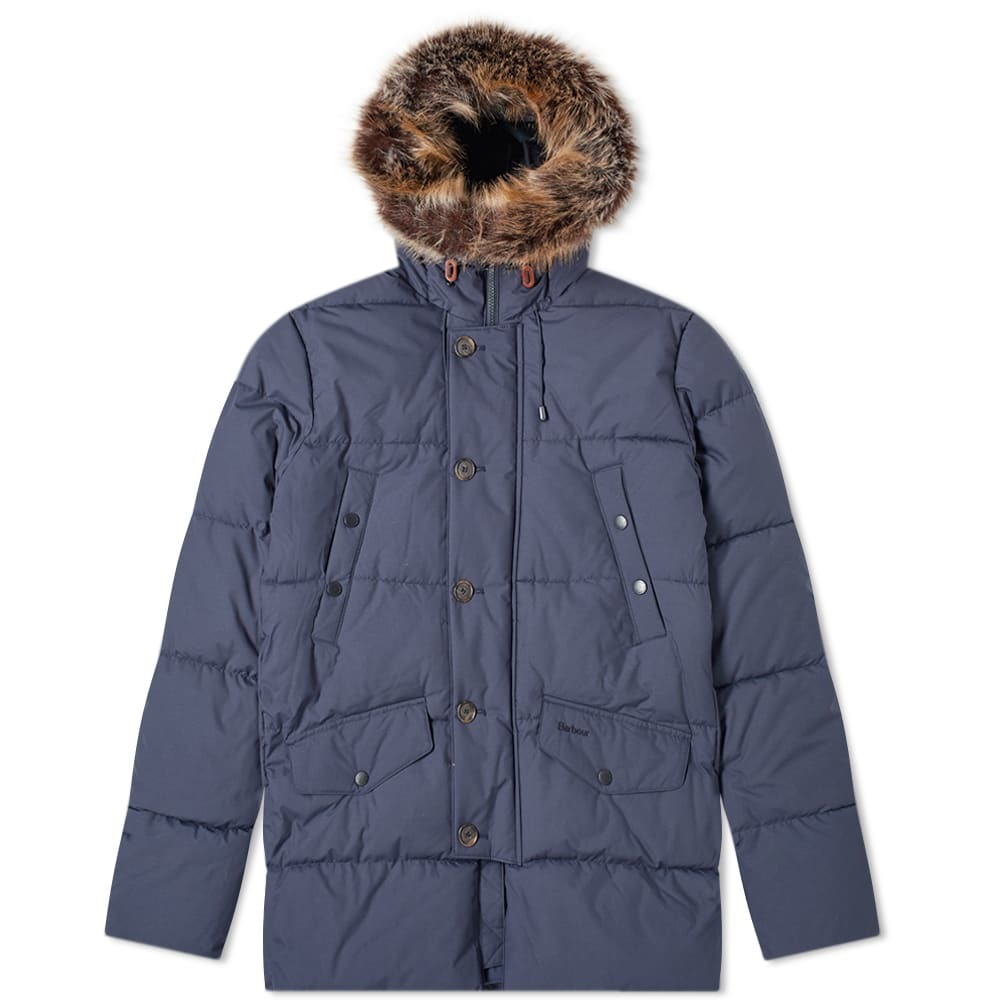 Photo: Barbour Fenny Quilted Parka