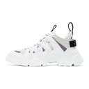 MCQ White Orbyt Descender No.2 Sneakers