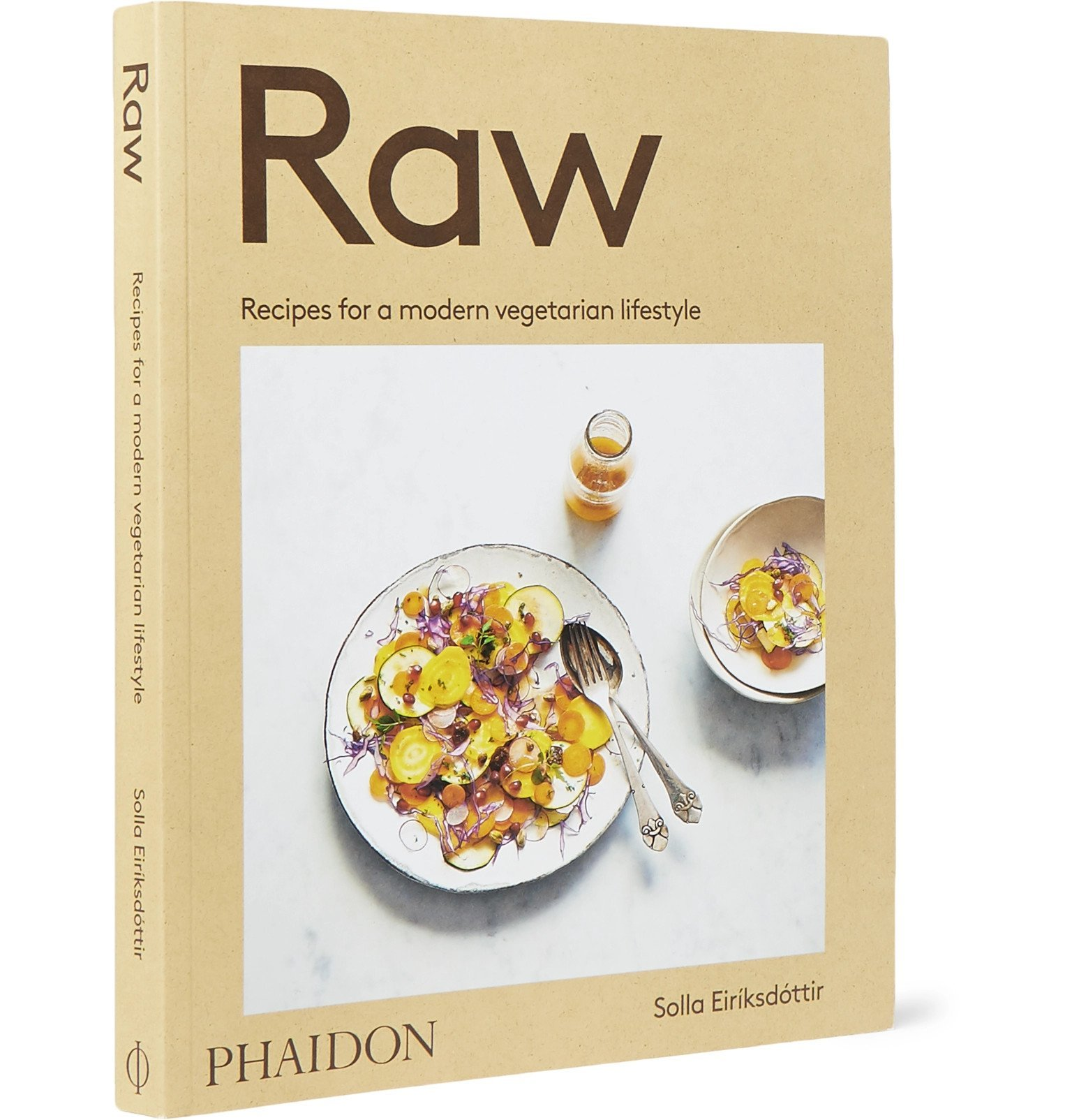 Photo: Phaidon - Raw Paperback Book - Neutrals