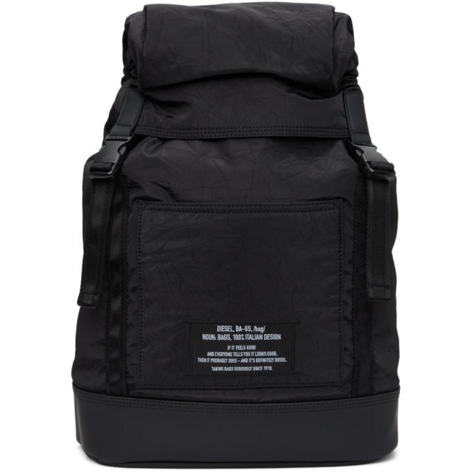 Photo: Diesel Black F-Suse Backpack