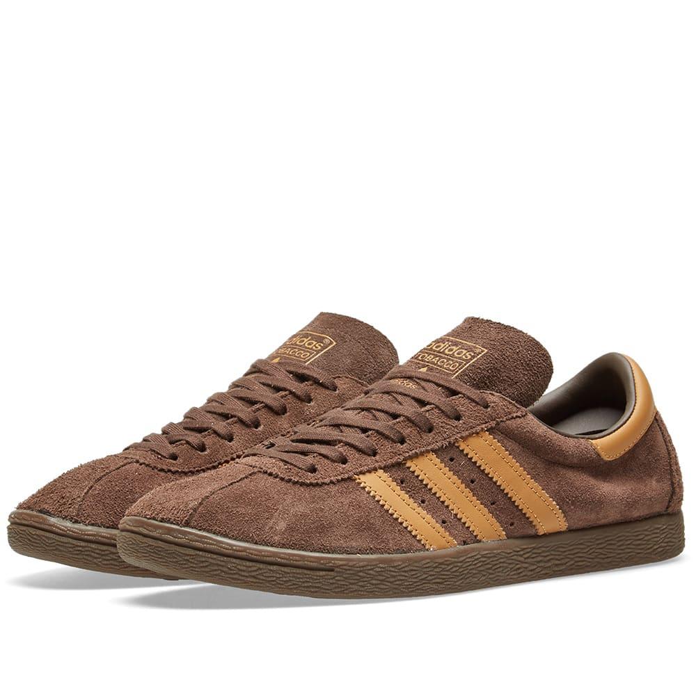 Photo: Adidas Tobacco Brown