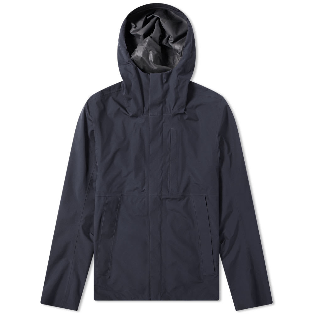 Photo: Norse Projects Fyn Shell Gore-Tex Jacket Dark Navy