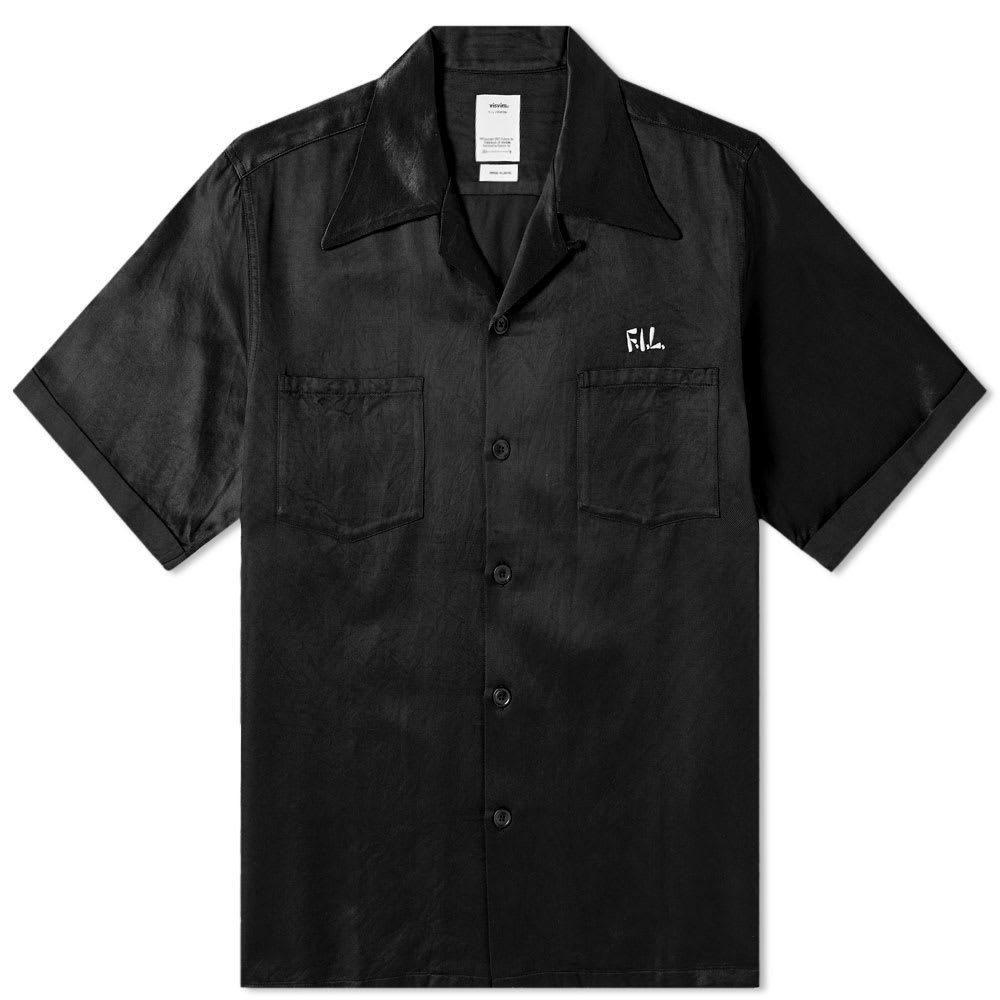Photo: Visvim Short Sleeve Irving Shirt