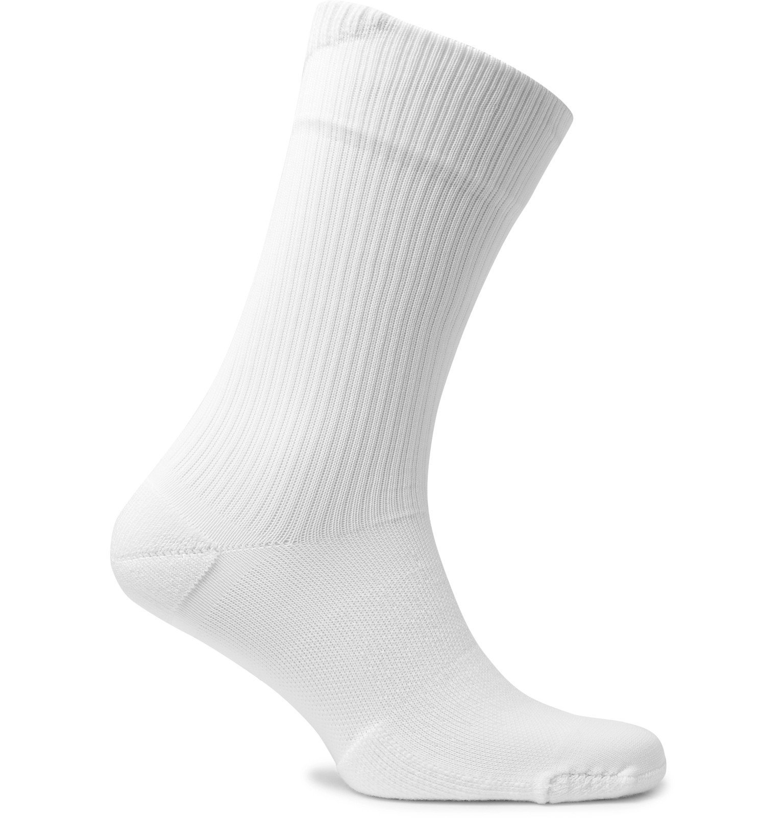 Nike Running - Spark Cushioned Dri-FIT Socks - White