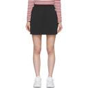 adidas Originals Black SC Miniskirt